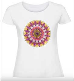 Дамска тениска Женска енергия