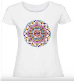 Дамска тениска Мечтите стават реалност - Оргигинал