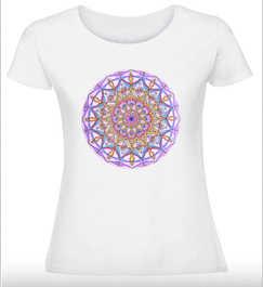 Дамска тениска Жизнена сила